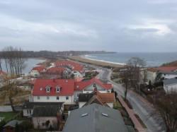 Ansicht Strand - Richtung Wustrow